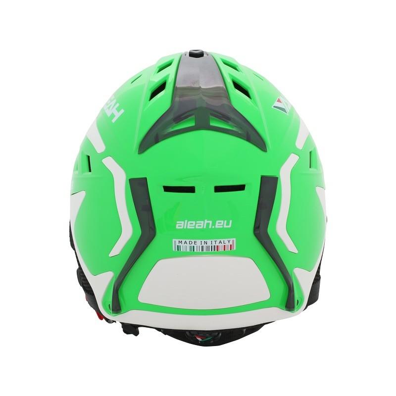 STH-Z verde bianco fluo lucido