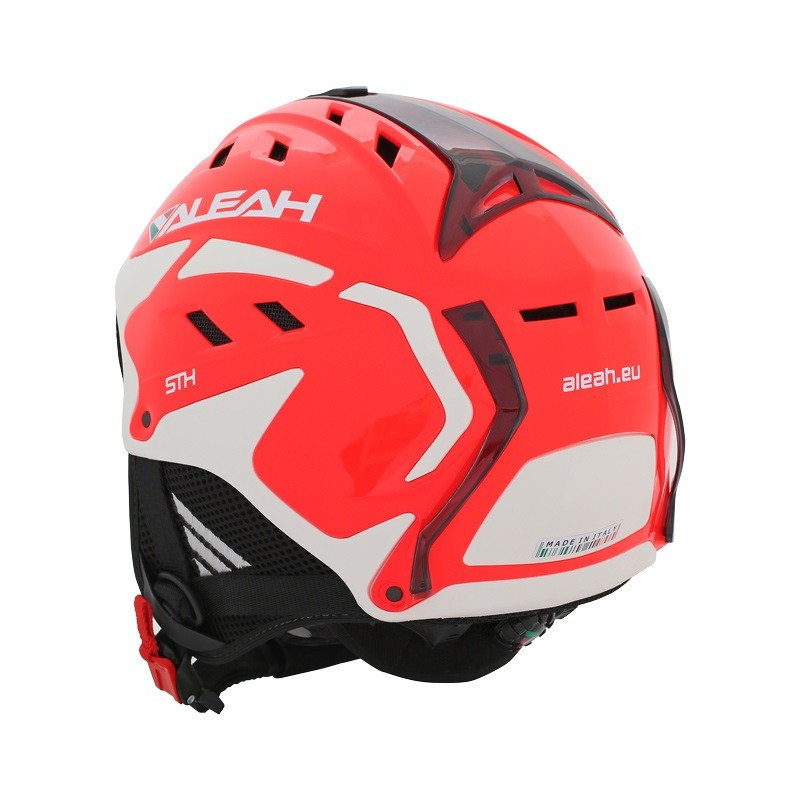 STH-Z rosso bianco fluo lucido
